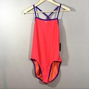 Nike NEW- NWT Reversible Swimsuit